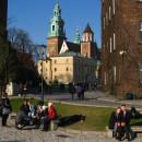 Zwiedzanie Krakowa